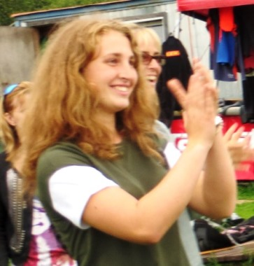 Четырежды чемпионка России до 17 лет Полина Жиркова. Фото автора