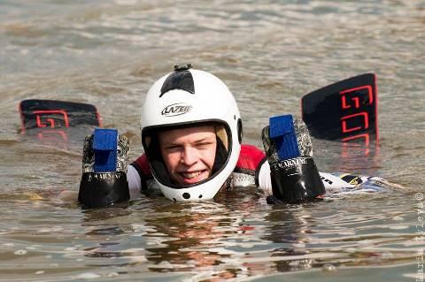 Григорий Суслов - чемпион России в фигурном катании и бронзовый призер в многоборье. Фото Марии Зылёвой