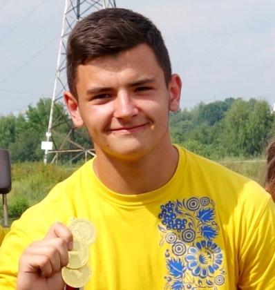 Александр Самойлов - дважды чемпион и бронзовый призер чемпионата мира 2018 среди юниоров. Фото автора