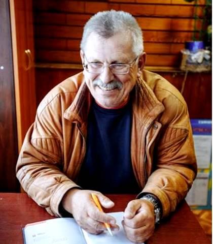 Заслуженный тренер Республики Беларусь Владимир Генов. Фото из архива школы Геновых