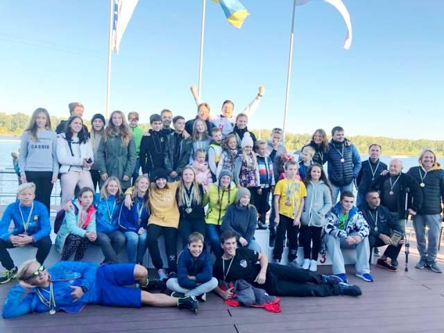 Участники Ukraine Open 2018 в Днипро - проигравших нет! Фото Анны Просветовой