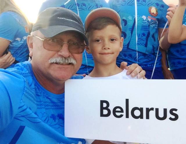Аркадий Генов - лучший детский тренер-преподаватель Беларуси