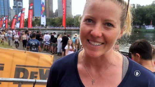 Чемпионка Moomba Masters 2019 в слаломе Уитни Макклинток